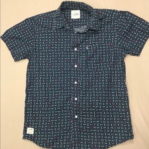 Men's Lira Button Up
